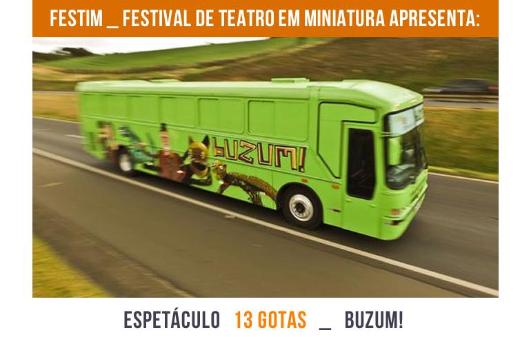 FESTIM _ Espetáculo 13 gotas _ buzum! _