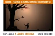 FESTIM _ Espetáculo a ÁRVORE GENEROSA _ grupo Ecozoico _