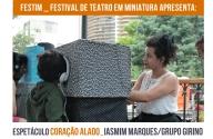 FESTIM _ Espetáculo CORAÇÃO ALADO _ Iasmim Marques _ Grupo Girino Teatro de Animação _