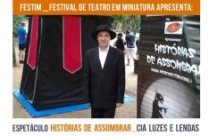 FESTIM _ Espetáculo HISTÓRIAS DE ASSOMBRAR _ Cia Luzes e Lendas_