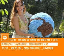 O PARAÍSO | Sandra Lane | | Belo Horizonte / MG