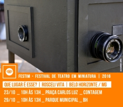 QUE LUGAR É ESSE? | Rosceli Vita | Belo Horizonte / MG