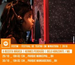 A RECEITA MÁGICA | Hermes Perdigão | Belo Horizonte / MG