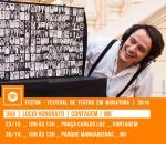 FESTIM 2016 _ FESTIVAL DE TEATRO EMMINIATURA