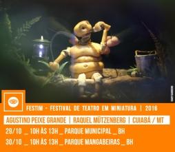 AGUSTINO PEIXE GRANDE | Raquel Mützenberg | Cuiabá / MT