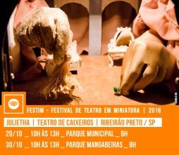 JULIETHA - VIAJANTES | Teatro de Caixeiros | Ribeirão Preto / SP