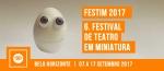 FESTIM _ Festival de Teatro em Miniatura e Teatro LambeLambe