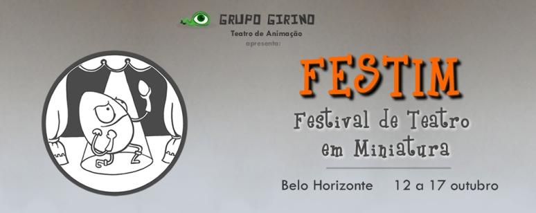 FESTIM - Festival de Teatro em Miniatura de Belo Horizonte
