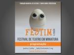 programação festim _ festival de teatro em miniatura de belo horizonte2015
