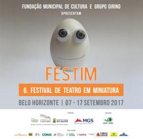FESTIM 2017 // FESTIVAL DE TEATRO EM MINIATURA
