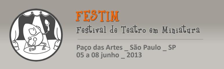 FESTIM _ Paço das Artes 2013