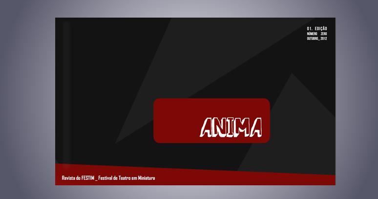 Revista Anima 1.edição _ clique para visualizar no modo virtual