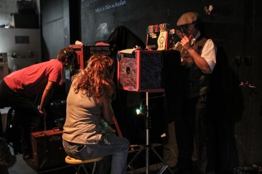 FESTIM - Festival de Teatro em Miniatura _ Teatro Esquyna 2012 _ Foto Hugo Huax