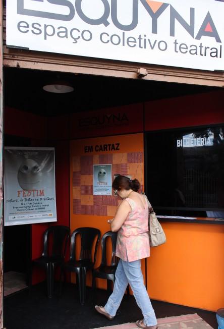 FESTIM - Festival de Teatro em Miniatura _ Teatro Esquyna 2012 _ Foto Hugo Honorato