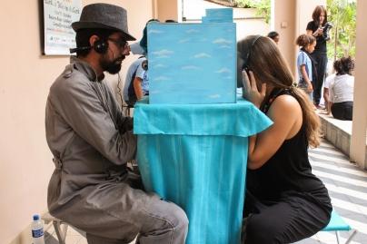 FESTIM – Festival de Teatro em Miniatura _ Centro Cultural UFMG 2012 _ Foto Hugo Honorato