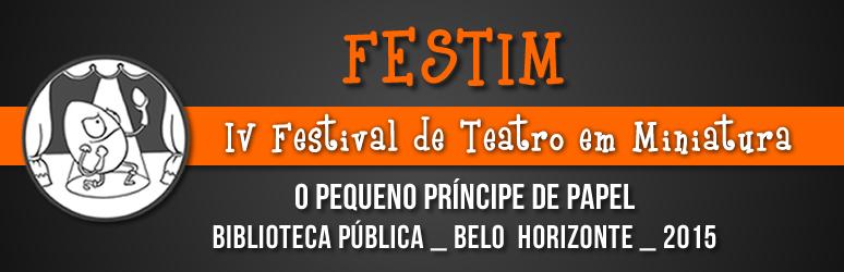 FESTIM _ Festival de Teatro em Miniatura 10 _ pequeno principe