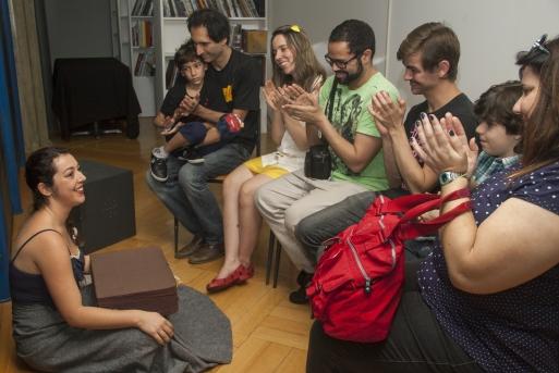 FESTIM - Festival de Teatro em Miniatura _ Mostra de Espetáculos _ Paço das Artes 2013 _ Foto Nadja Kouchi