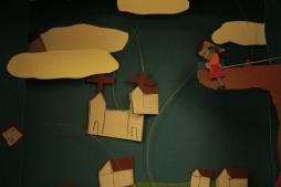 FESTIM - Festival de Teatro em Miniatura _ Mostra de Espetáculos _ Oficina Teatro de Papel _ Grupo Girino _ Paço das Artes 2013
