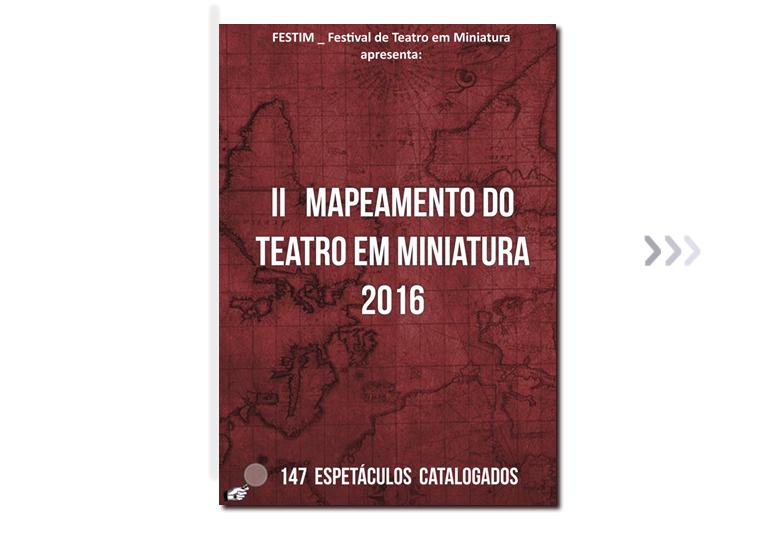 2 MAPEAMENTO DO TEATRO EM MINIATURA 2016