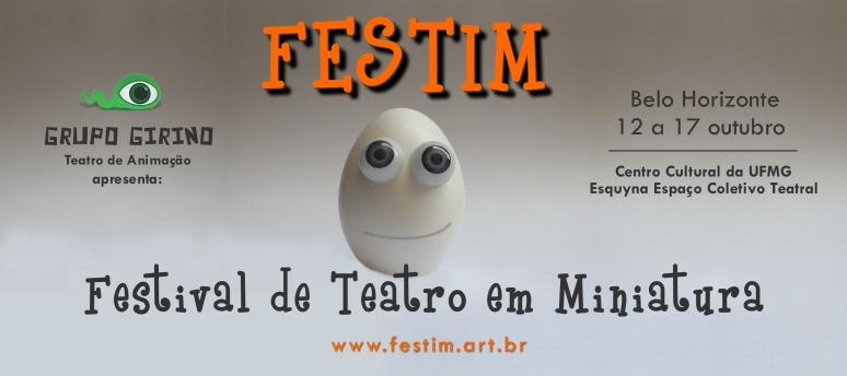 2012 festim festival de teatro em miniatura belo horizonte grupo girino teatro de animação