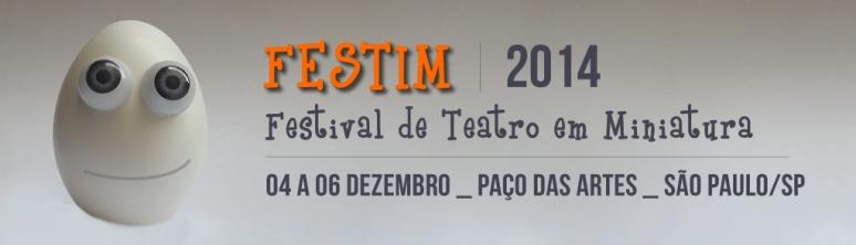 FESTIM - Festival de Teatro em Miniatura 2014 _ Grupo Girino Teatro de Animação