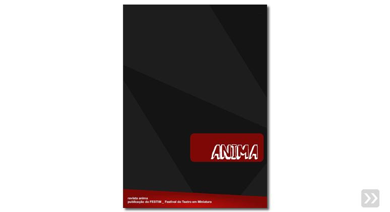 revista anima _ 2 edição _ 2013