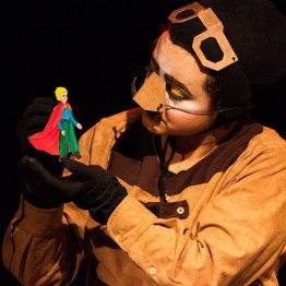 FESTIM 2015 _ Festival de Teatro em Miniatura _ Espetáculo O Pequeno Príncipe de Papel _ Grupo Girino _ foto Hugo Honorato