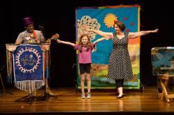 FESTIM 2016 _ Festival de Teatro em Miniatura _ Agendamento Escolar | Espetáculo O Quintal da Guegué _ Foto Hugo Honorato