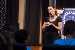 FESTIM 2016 _ Festival de Teatro em Miniatura _ Agendamento Escolar | Espetáculo O Quintal da Guegué _ Foto Daniel Protzner
