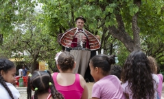 FESTIM 2016 _ Festival de Teatro em Miniatura _ Parque Mangabeiras _ Foto Daniel Protzner