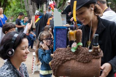 FESTIM 2016 _ Festival de Teatro em Miniatura _ Parque Municipal _ Foto Daniel Protzner