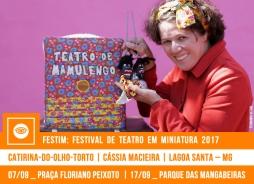 // FESTIM 2017 // CATIRINA-DO-OLHO-TORTO | CÁSSIA MACIEIRA