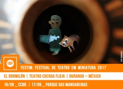 // FESTIM 2017 // EL DORMILÓN | TEATRO CUERDA FLOJA