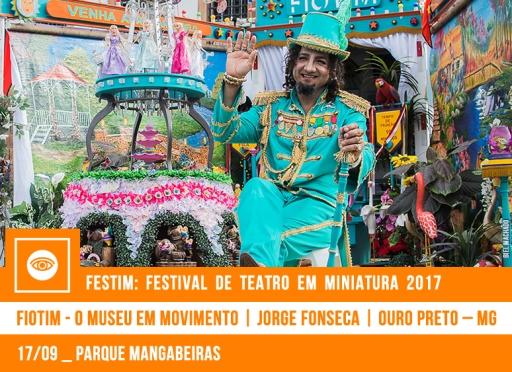 // FESTIM 2017 // FIOTIM - O MUSEU EM MOVIMENTO | JORGE FONSECA
