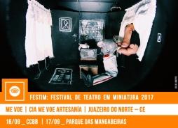// FESTIM 2017 // ME VOE | CIA ME VOE ARTESANÍA
