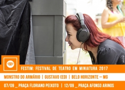 // FESTIM 2017 // MONSTRO DO ARMÁRIO | GUSTAVO (ED)