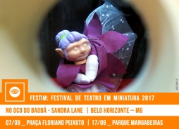 // FESTIM 2017 // NO OCO DO BAOBÁ | SANDRA LANE