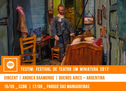 // FESTIM 2017 // VINCENT | ANDREA BAAMONDE