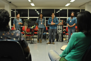 FESTIM - FESTIVAL DE TEATRO EM MINIATURA - Laboratório Teatro Lambe Lambe - Foto Lais Petra