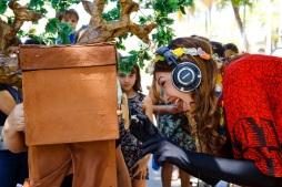 FESTIM - FESTIVAL DE TEATRO EM MINIATURA - Mostra de Espetaculos - Praça Floriano Peixoto - Foto Hugo Honorato (17)