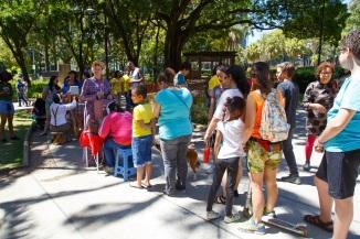 FESTIM - FESTIVAL DE TEATRO EM MINIATURA - Mostra de Espetaculos - Praça Floriano Peixoto - Foto Hugo Honorato (21)