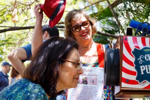 FESTIM - FESTIVAL DE TEATRO EM MINIATURA - Mostra de Espetaculos - Praça Floriano Peixoto - Foto Hugo Honorato (29)