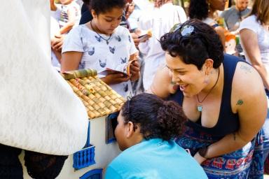 FESTIM - FESTIVAL DE TEATRO EM MINIATURA - Mostra de Espetaculos - Praça Floriano Peixoto - Foto Hugo Honorato (31)