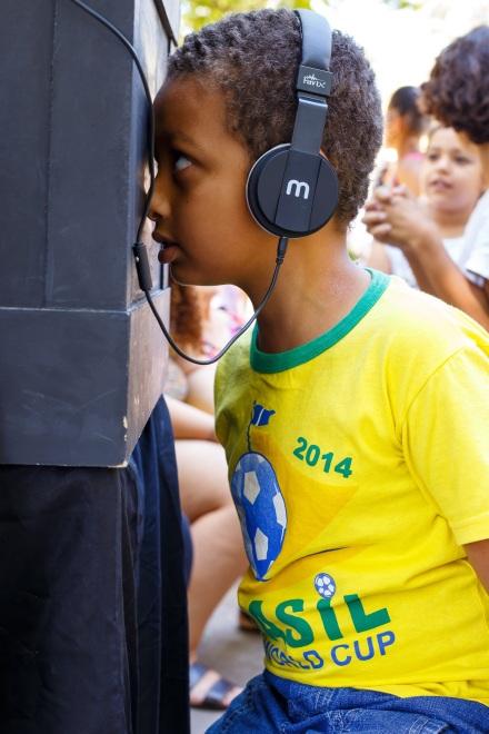 FESTIM - FESTIVAL DE TEATRO EM MINIATURA - Mostra de Espetaculos - Praça Floriano Peixoto - Foto Hugo Honorato (37)