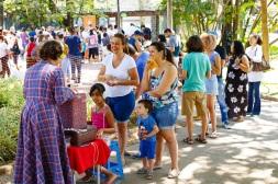FESTIM - FESTIVAL DE TEATRO EM MINIATURA - Mostra de Espetaculos - Praça Floriano Peixoto - Foto Hugo Honorato (43)