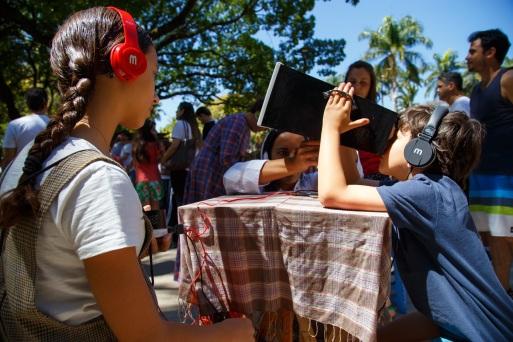 FESTIM - FESTIVAL DE TEATRO EM MINIATURA - Mostra de Espetaculos - Praça Floriano Peixoto - Foto Hugo Honorato (6)