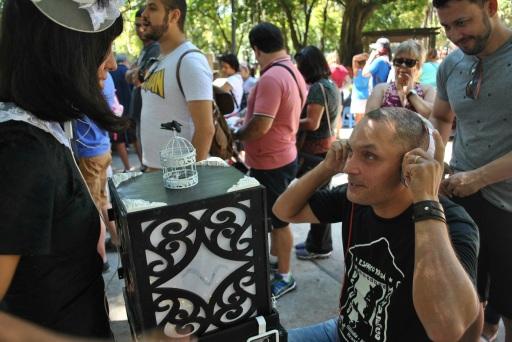 FESTIM - FESTIVAL DE TEATRO EM MINIATURA - Mostra de Espetaculos - Praça Floriano Peixoto - Foto Lais Petra (3)