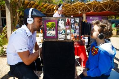 FESTIM - FESTIVAL DE TEATRO EM MINIATURA - Mostra de Espetáculos Parque Mangabeiras - Foto Hugo Honorato