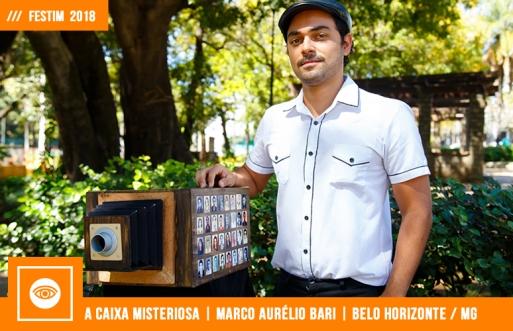 FESTIM 2018 | A CAIXA MISTERIOSA | MARCO AURÉLIO BARI