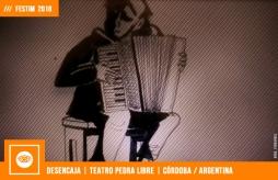 FESTIM 2018 | DESENCAJA | TEATRO PEDRA LIBRE
